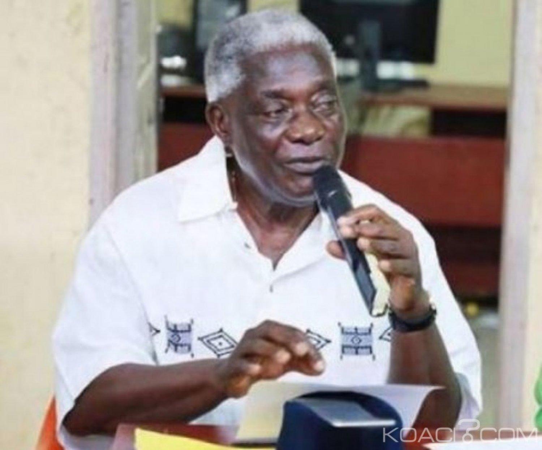 Côte d'Ivoire : Djédjé Mady aux militants du PDCI de Saïoua, « Nous sommes dans une phase de lutte avec le Rdr devenu Rhdp unifié »