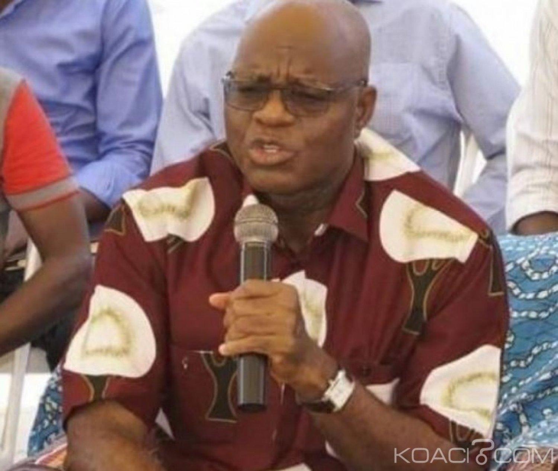 Côte d'Ivoire : Les pro-Gbagbo redoutent une arrestation de Lida Kouassi Moïse dans les prochains jours