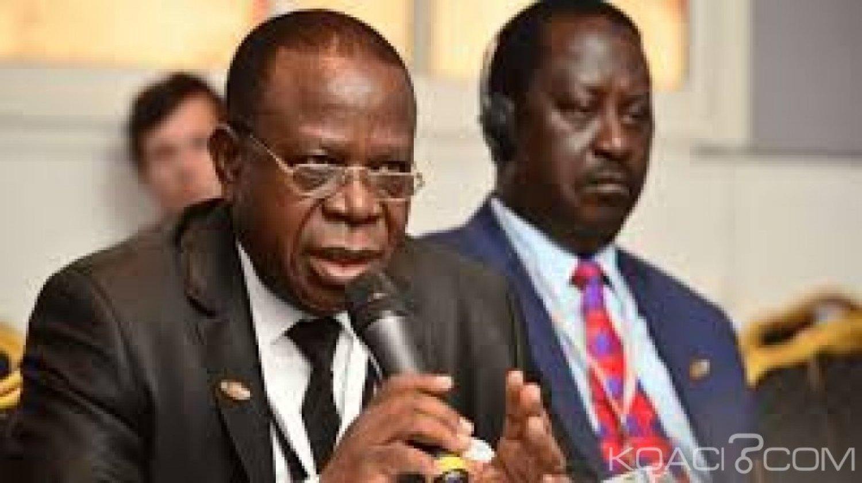 RDC:  L'ex-ministre Modeste Bahati défie Kabila et confirme sa canditature  à la Présidence du sénat