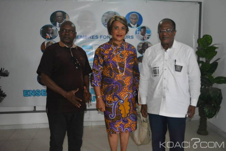 Côte d'Ivoire : Barrage au RHDP en 2020, Claverie et Anaky chez Ouégnin pour un rassemblement de l'opposition