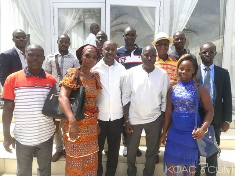 Côte d'Ivoire : Filière hévéa, l'APROCANCI change de main, Roland Barouan succède à Wadjas Honest pour un mandat de 5 ans