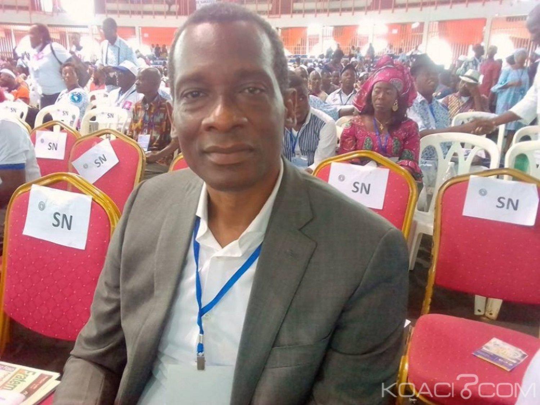 Côte d'Ivoire : Rififi au sein des jeunes du camp Affi, Issiaka Sangaré les appelle à la retenue