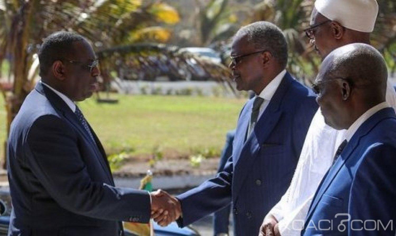 Sénégal: Décès de Ousmane Tanor Dieng, Président du Hcct et SG du Parti Socialiste, l'hommage du président de la République