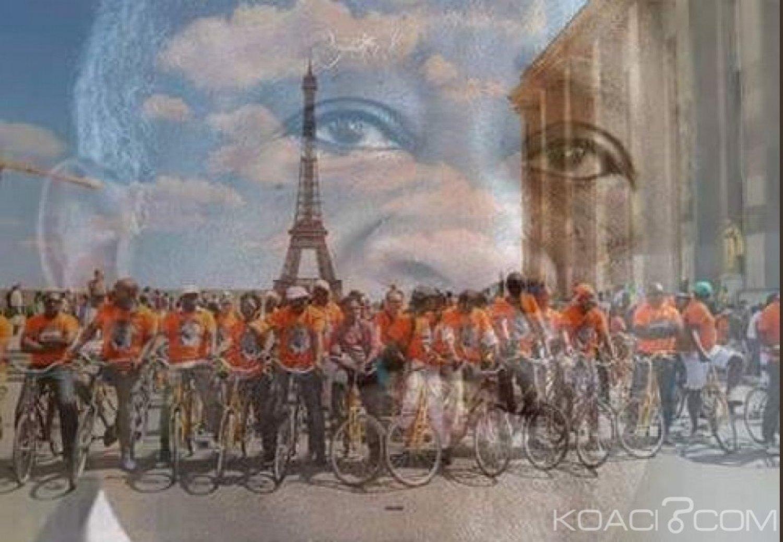 Côte d'Ivoire : Les partisans de Gbagbo à vélo  samedi prochain pour exiger son retour au pays