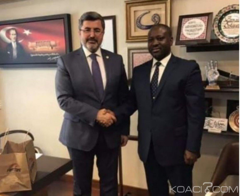 Côte d'Ivoire : Silencieux depuis des semaines, Guillaume Soro réapparait en Turquie
