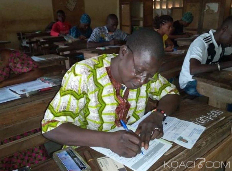 Côte d'Ivoire : Il décroche le CEPE à 55 ans avec 140 points sur 170