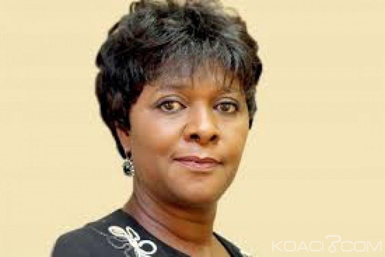 Zambie: La ministre des finances Margaret Mwanakatwe débarquée