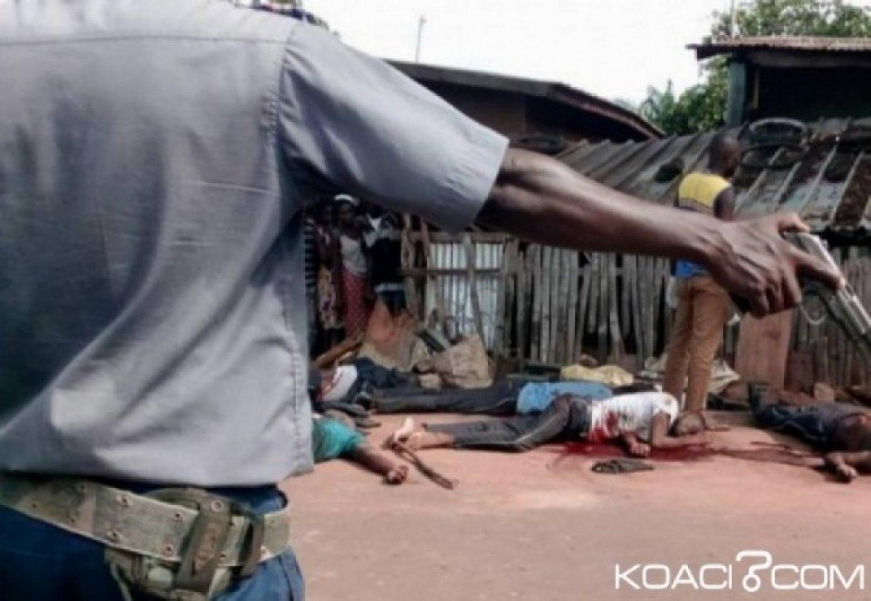 Côte d'Ivoire : Procès de la bavure des gendarmes à Arrah, trois inculpés plaident  non-coupable