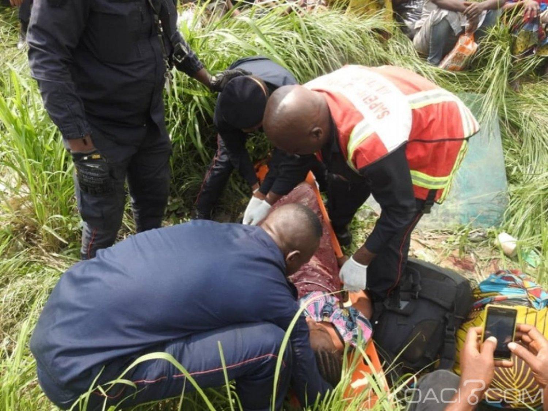 Côte d'Ivoire : A Yopougon, un car de transport fait une sortie de route, bilan 32 victimes