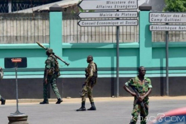 Côte d'Ivoire : Un recrutement de 1000 personnes lancé dans l'armée ivoirienne