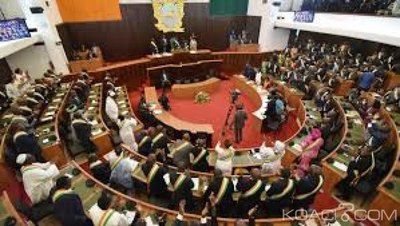 Côte d'Ivoire : Assemblée nationale, la séance d'examen du projet de loi sur la recomposition de la CEI reportée à jeudi prochain