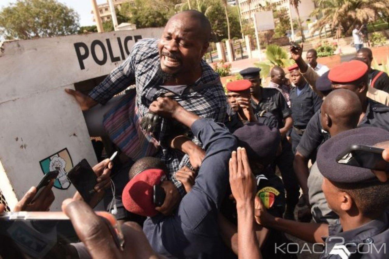 Sénégal: L'activiste Guy Marius Sagna arrêté après un communiqué titré «Âla France prépare un attentat terroriste au Sénégal»Â