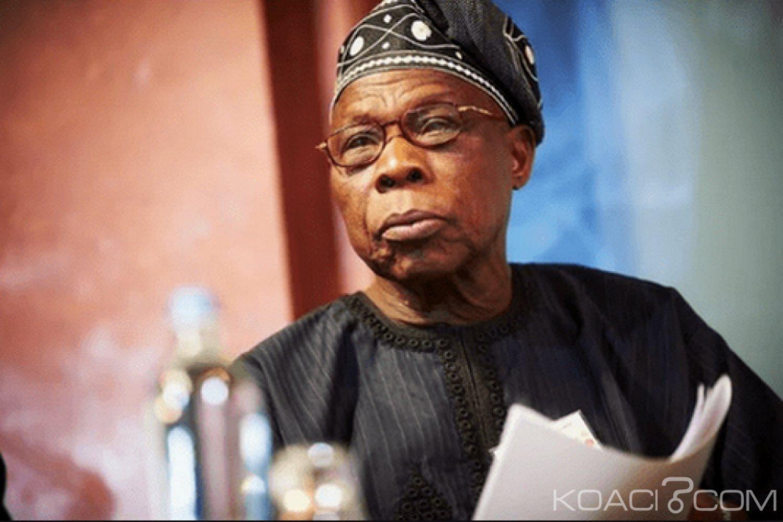 Nigeria : Nouvelle lettre d'Obasanjo à Buhari sur l'insécurité
