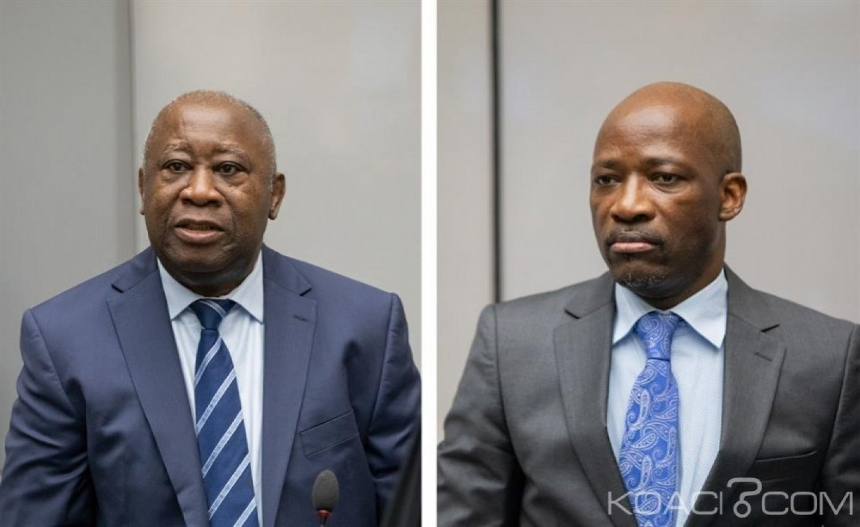 Côte d'Ivoire : CPI, le juge Cuno a déposé les motifs de l'acquittement de Gbagbo et Blé Goudé