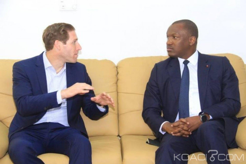 Côte d'Ivoire : Un  conseiller spécial au département d'Etat américain recommande aux jeunes ivoiriens de briguer des postes électifs