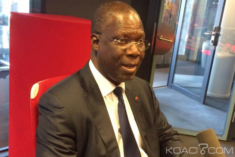 Côte d'Ivoire : Crise au Burida, le ministre Bandaman Maurice rendra sa démission si...