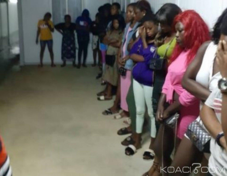 Côte d'Ivoire: Suite à notre  article sur la prostitution des mineures à Abobo, la police réagit en interpellant  22 jeunes filles