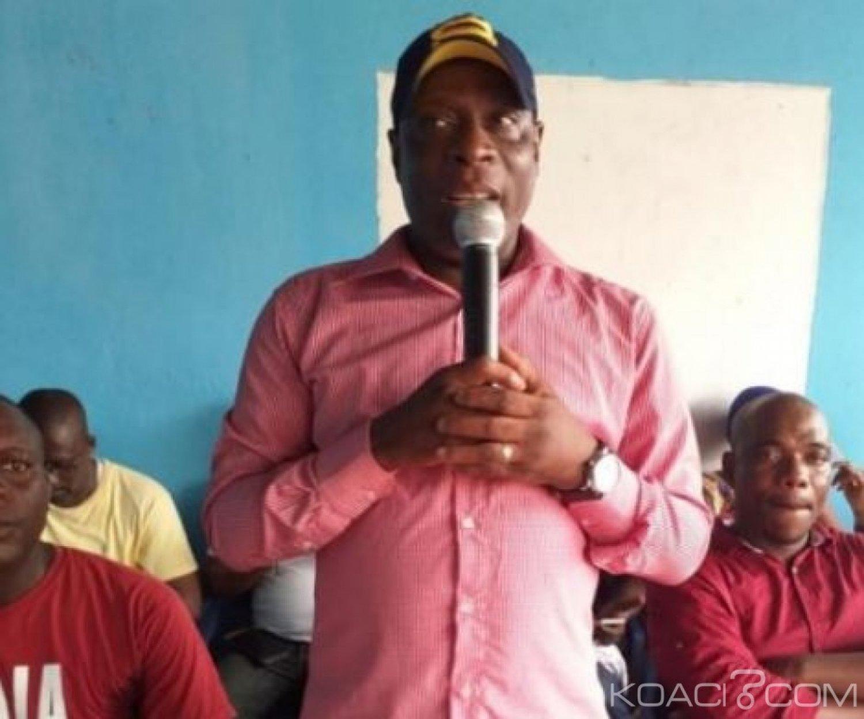 Côte d'Ivoire : Avant le meeting des « Gbagbo ou rien » du samedi, Nestor Dahi à Yopougon «nous sommes aujourd'hui à une autre étape de la lutte »