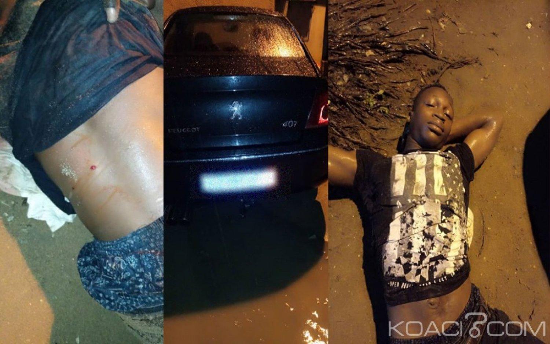Côte d'Ivoire: Venu voler un véhicule, il se prend une balle dans le dos
