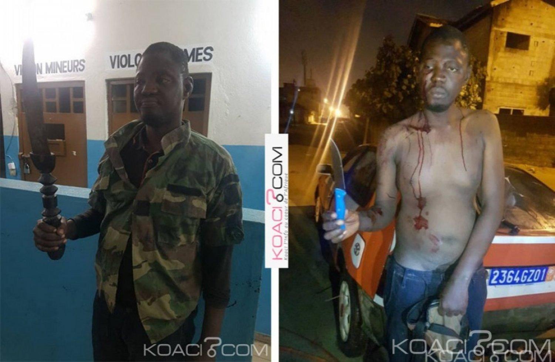 Côte d'Ivoire: Après une folle course poursuite dans Abobo, un braqueur de taxi burkinabé arrêté