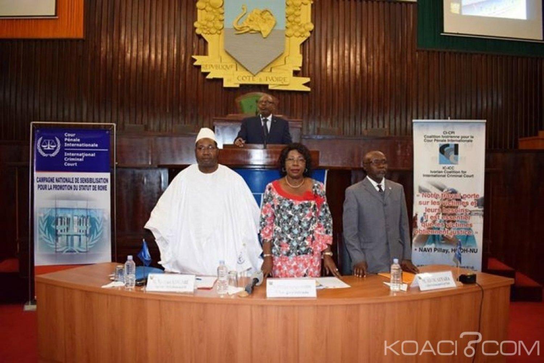 Côte d'Ivoire : Abidjan a célébré le 21ème anniversaire de la CPI en vue de mettre fin à l'impunité