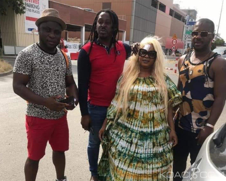 Côte d'Ivoire : Affaire Eudoxie Yao, son présumé agresseur placé en garde à vue à Paris, l'artiste regagne Abidjan samedi prochain
