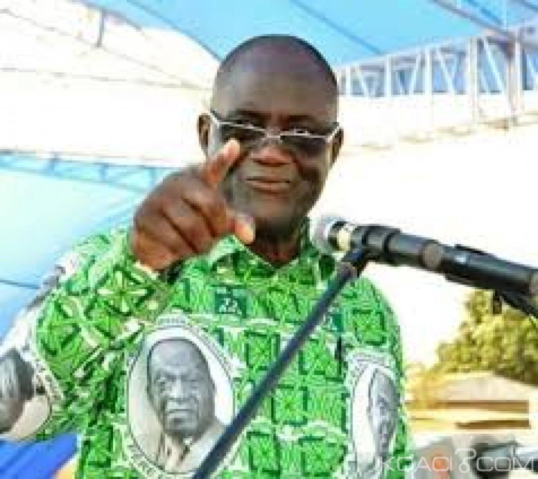 Côte d'Ivoire : Guikahué défie le RHDP sur la Cei « Enlevez  les représentants  du Président  et du ministre on va voir qui est garçon »