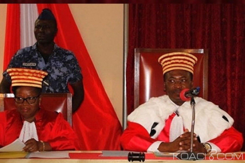 Togo : Cour suprême, résultats officiels des municipales, 1464 élus, reste 63 à élire
