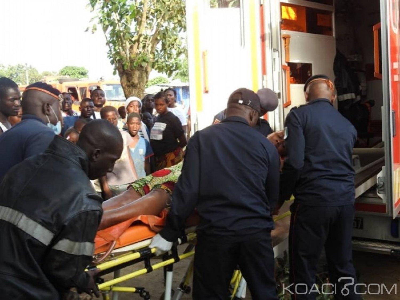 Côte d'Ivoire : Un incendie déclaré à Abobo Baoulé, six  blessés et une brulée