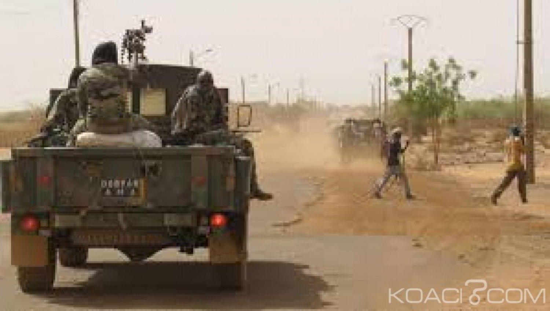Mali: Un soldat tué et deux blessés lors d'une embuscade près de la frontière nigérienne