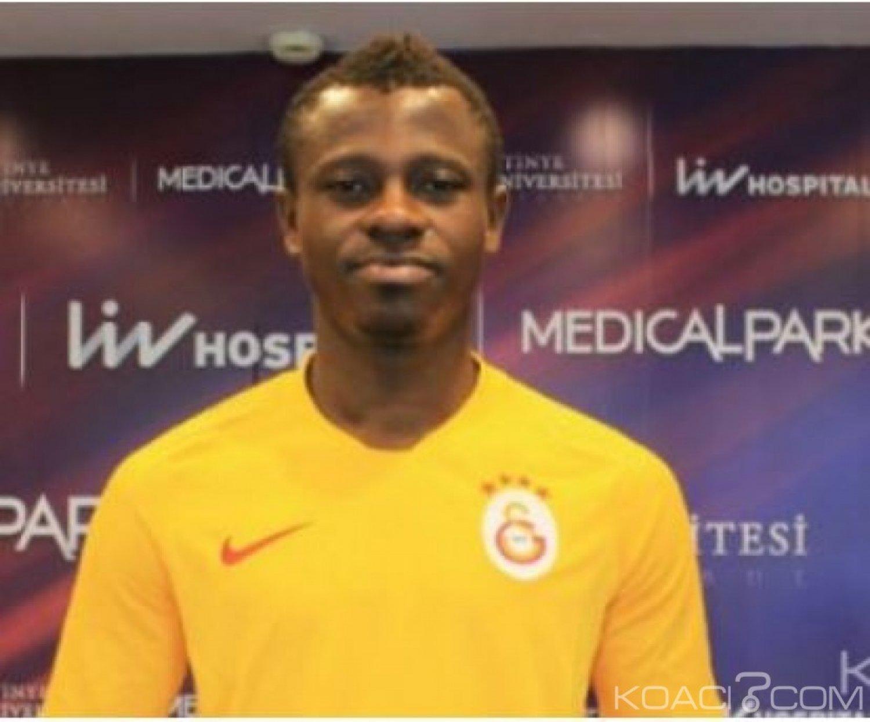 Côte d'Ivoire : Comme annoncé, Seri prêté à Galatasaray pour une saison avec un salaire annuel de près de  deux  milliards FCFA