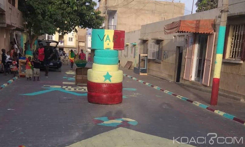 Sénégal:  Finale de la Can 2019: Avant les Lions, le match des supporters à Dakar