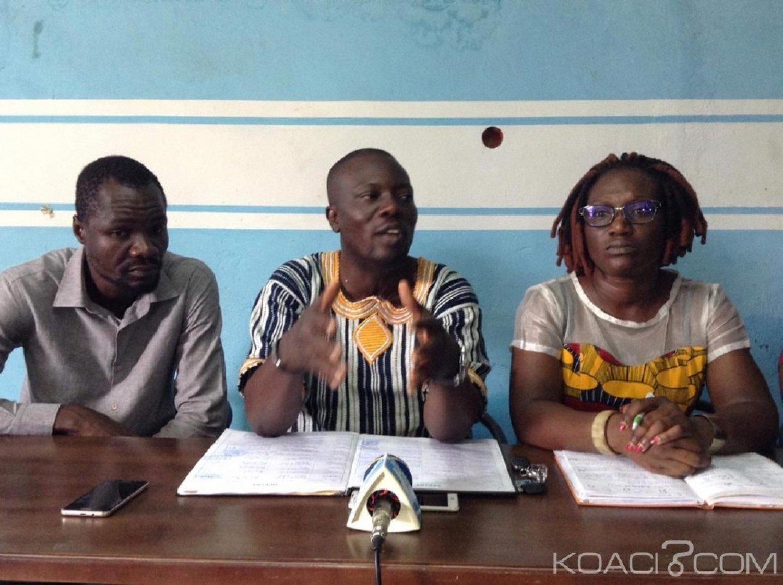 Côte d'Ivoire : Malgré les demandes d'annulation, ils comptent forcément tenir leur sit-in devant la CEI
