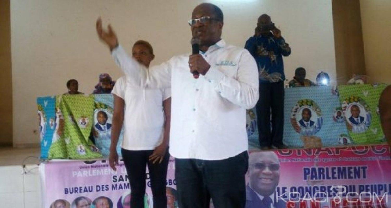Côte d'Ivoire : Avant le meeting de Yopougon, Ouégnin «il y a danger à l'horizon »