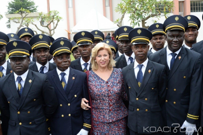 Côte d'Ivoire: ENA, 427 élèves sortent de la 53ème promotion «Dominique Ouattara»