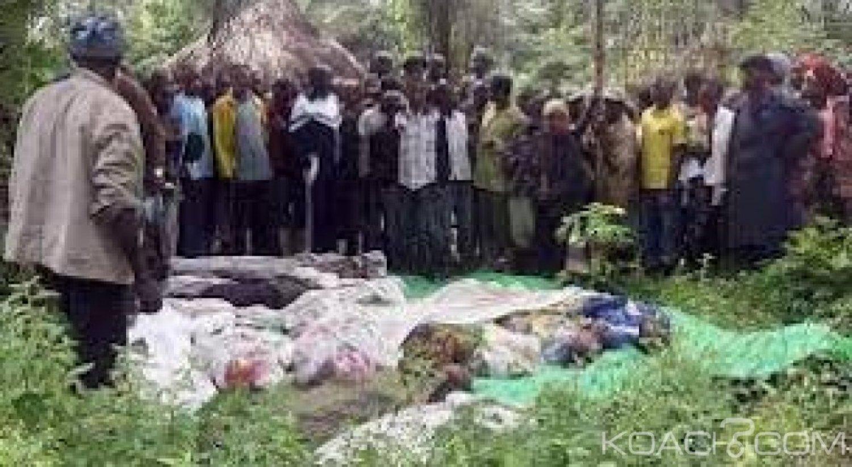 RDC: Un chef de village et quatre civils tués dans deux attaques à Béni