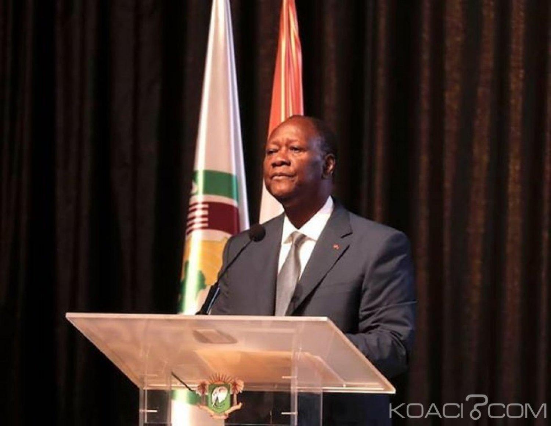 Côte d'Ivoire : CEI, Ouattara remercie tous les acteurs politiques et la société civile qui ont pris une part active aux discussions ayant abouti au projet de loi relatif à la recomposition