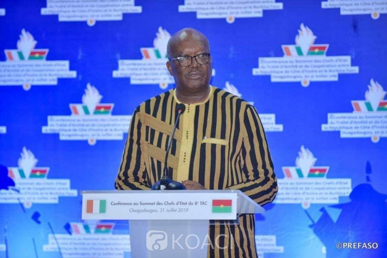 Burkina Faso-Côte d'Ivoire: De nouveaux accords signés pour renforcer la coopération