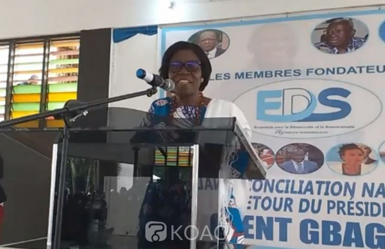 Côte d'Ivoire: Abobo-Baoulé, Simone invite les femmes à s'engager impérativement dans le processus de réconciliation