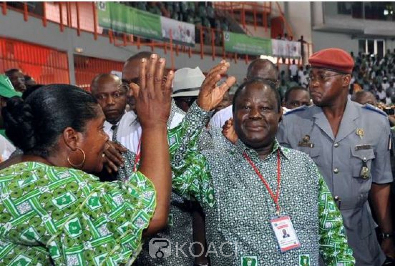 Côte  d'Ivoire: Bédié à propos de la présidentielle de 2020: