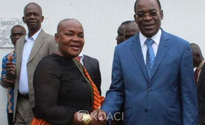 Côte d'Ivoire: Affi reçoit le renfort d'Antoinette Koukougnon pour une candidature à la présidentielle de 2020