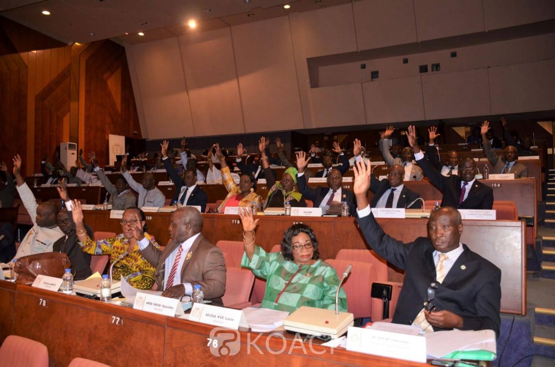 Côte d'Ivoire: Le projet de loi portant recomposition de la CEI voté sans surprise en plénière par les sénateurs
