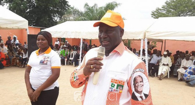 Côte d'Ivoire : Une probable candidature de Bédié en 2020, un  «non-événement » au RHDP pour Bictogo