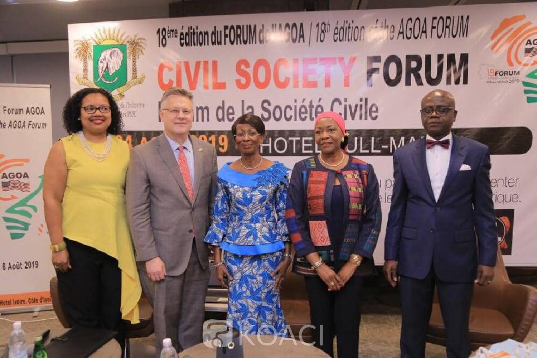 Côte d'Ivoire-USA: AGOA, la Société civile plaide pour les exportations africaines vers les États-Unis