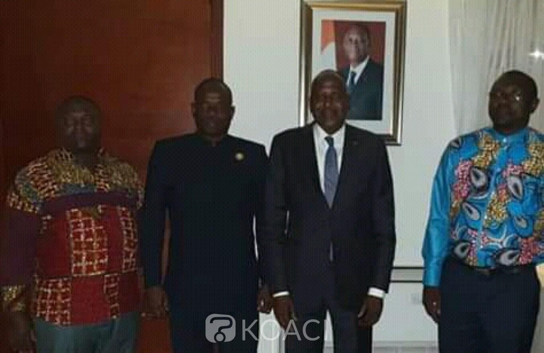 Côte d'Ivoire : Sous la houlette du maire de Danané, le coordinateur RACI du Tonkpi vire au RHDP unifié