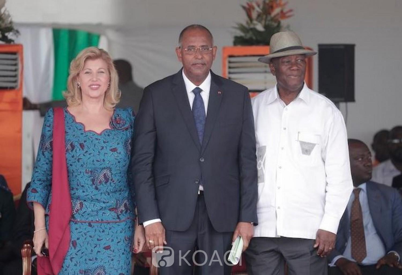 Côte d'Ivoire : Patrick Achi devant ses parents: «J'ai fait mon choix sans état d'âme, celui du Rhdp et je ne regrette rien»