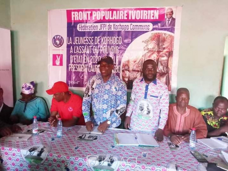 Côte d'Ivoire: A Korhogo, Nestor Dahi aux militants du FPI: «n'ayez plus peur, l'adversaire peut vous intimider mais il ne pourra rien vous faire»