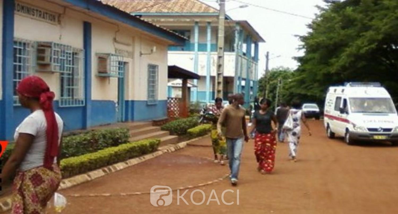 Côte d'Ivoire : Un  nouveau-né porté disparu après l'accouchement au Centre hospitalier de Man