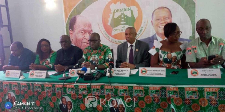 Côte d'Ivoire: Un nouveau cercle de reflexion pour la promotion des acquis de 2011 à 2020 de Ouattara