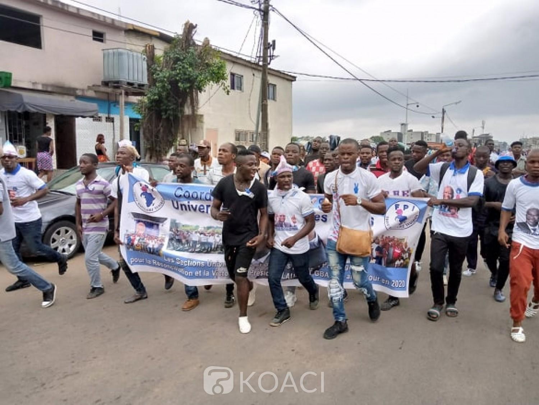 Côte d'Ivoire : Le parti de Gbagbo va au contact de ses militants dans  l'ouest du pays, ce qui est prévu